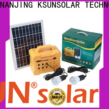 KSUNSOLAR Custom portable power source for business for Environmental protection