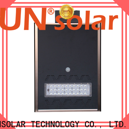 Latest solar led exterior lights for Environmental protection