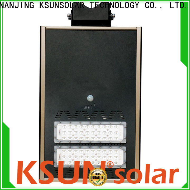 Latest solar led outdoor lights factory For photovoltaic power generation