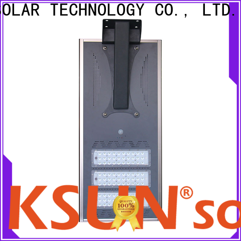 Latest solar led lighting system for business for Environmental protection