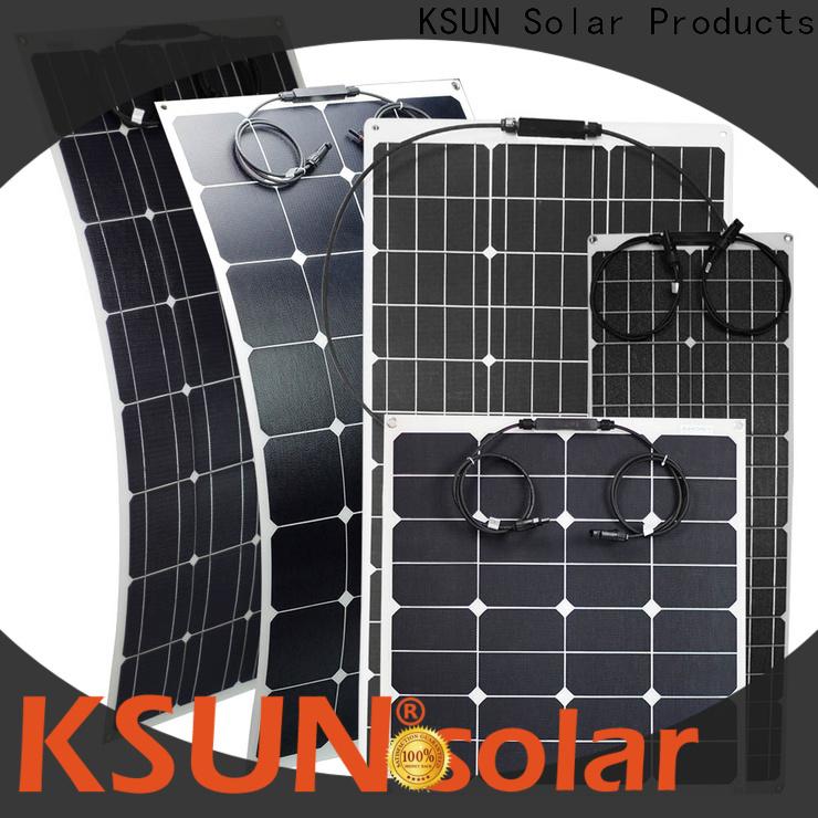 Wholesale flexible solar panel sheets factory for Energy saving