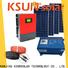 KSUNSOLAR off grid solar panel system manufacturers for Power generation