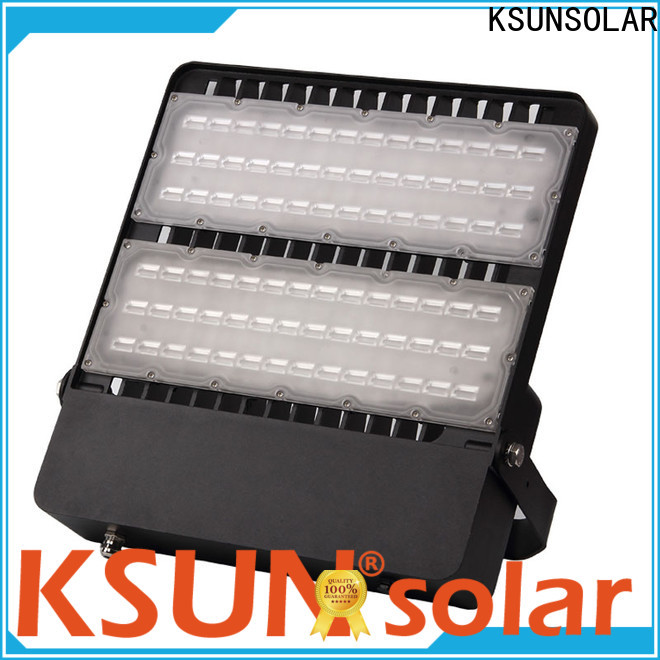 brightest solar flood lights outdoor factory for Energy saving