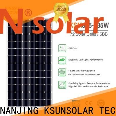 Latest monocrystalline solar panels for sale company for Energy saving