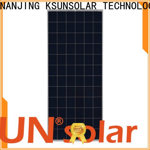 KSUNSOLAR poly panels For photovoltaic power generation