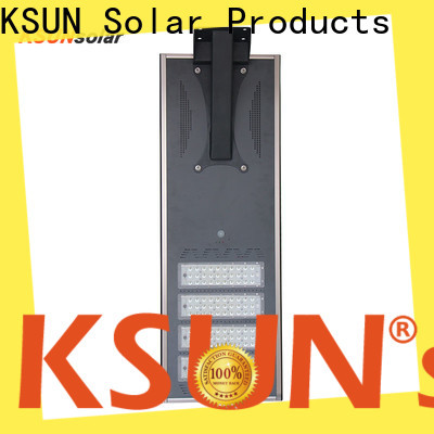 KSUNSOLAR Top solar street lamp Suppliers For photovoltaic power generation