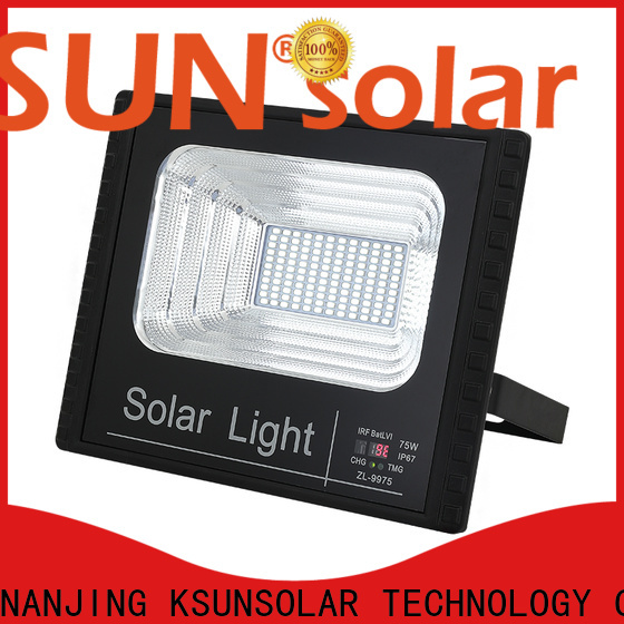 KSUNSOLAR light led solar for business for powered by