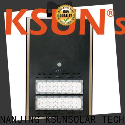 KSUNSOLAR Latest solar street light benefits for business for Power generation