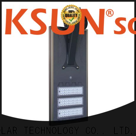 KSUNSOLAR solar powered led lights manufacturers For photovoltaic power generation