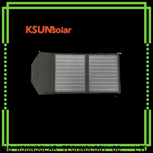 KSUNSOLAR Wholesale best residential solar panels Suppliers for Energy saving