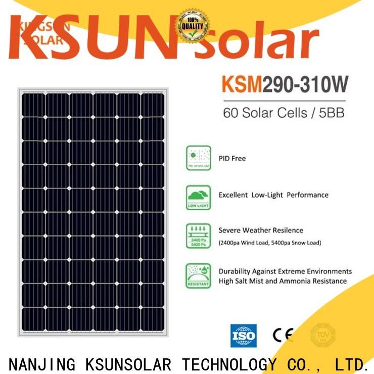 KSUNSOLAR Wholesale solar power solar panels Supply for Energy saving