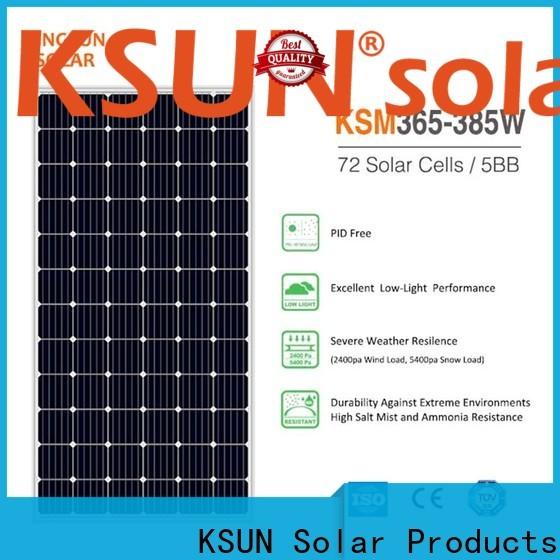 KSUNSOLAR Latest photovoltaic cell for business for Energy saving