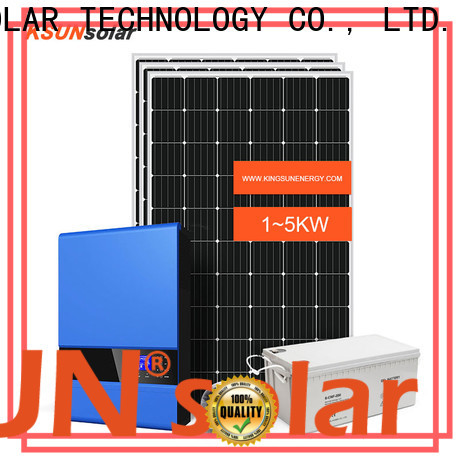 Best off grid solar panel kits for business for Environmental protection