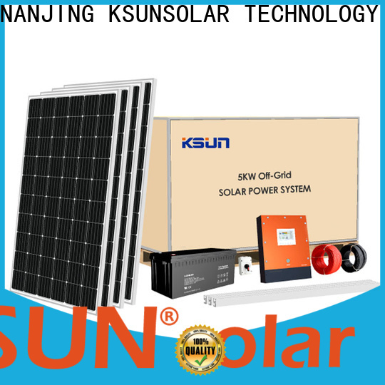 Top solar energy equipment manufacturers factory For photovoltaic power generation