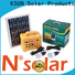 KSUNSOLAR portable power supply solar Supply For photovoltaic power generation