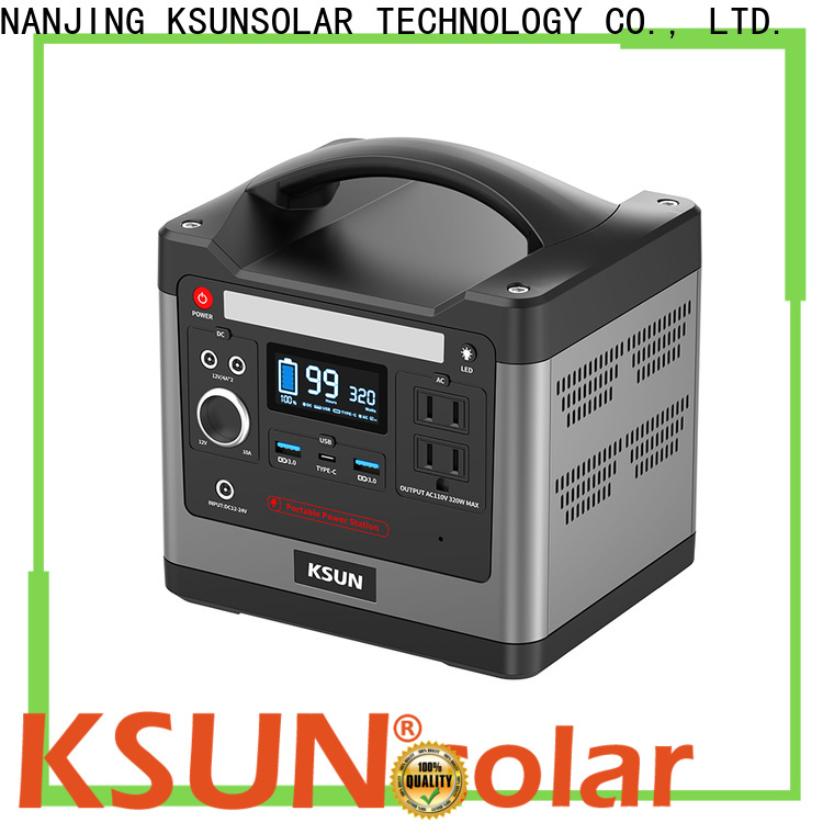 Latest portable power station best manufacturers for Power generation