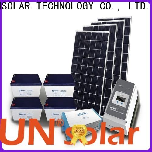 KSUNSOLAR New off grid solar solutions for Environmental protection