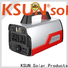 KSUNSOLAR solar energy products manufacturers Supply for Environmental protection