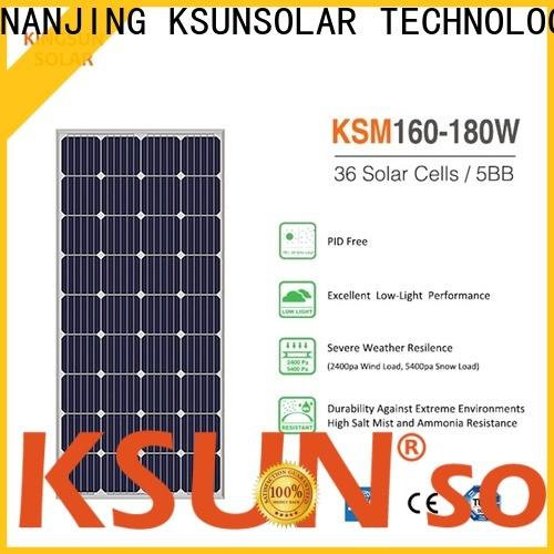 KSUNSOLAR Custom solar energy solar panels for business for Power generation