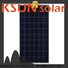 New polycrystalline silicon solar panel price factory for Energy saving