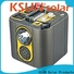 KSUNSOLAR rechargeable portable power generator Supply for Power generation