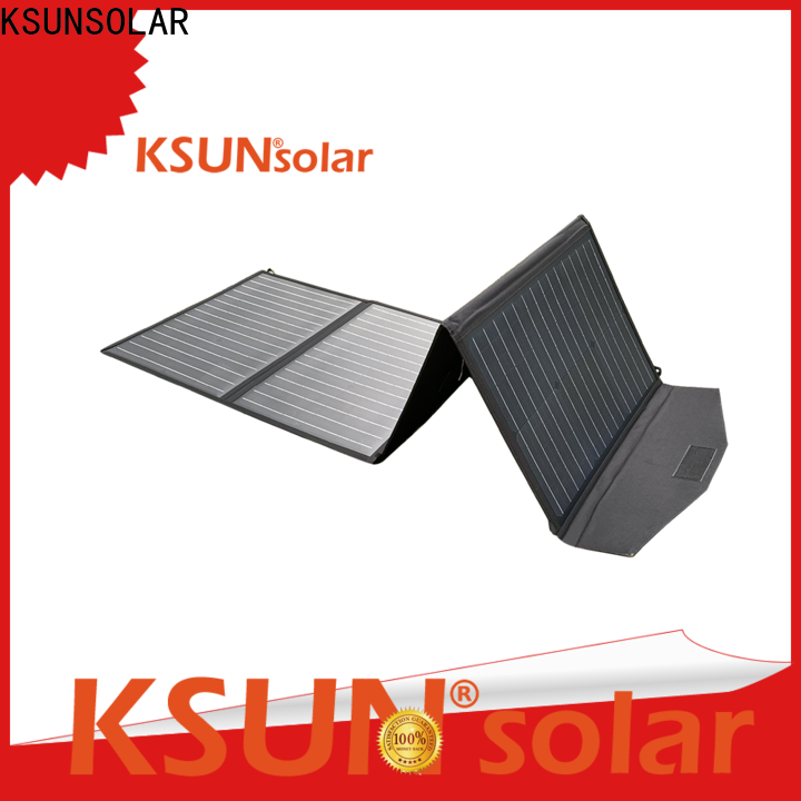 Custom portable solar panel company for Environmental protection