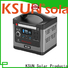 KSUNSOLAR portable power supply unit company for powered by