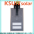 solar powered outdoor street lights Suppliers for Energy saving