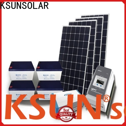 Top solar system equipment Supply for Power generation