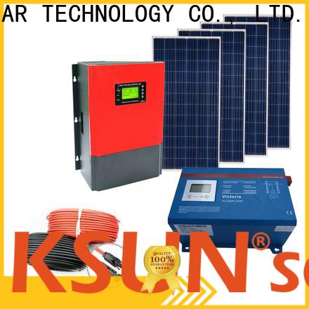KSUNSOLAR off grid panels company for Energy saving