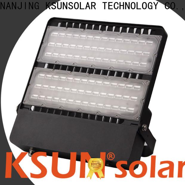 KSUNSOLAR best solar flood lights manufacturers For photovoltaic power generation