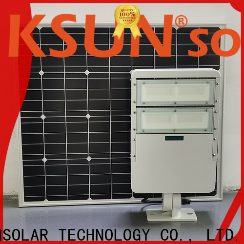 High-quality solar led lighting for powered by