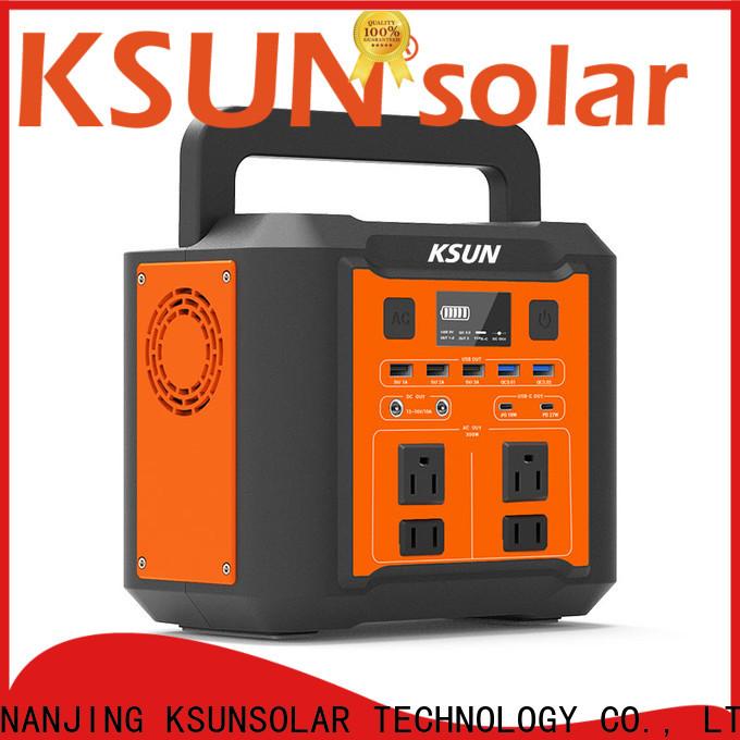 KSUNSOLAR Top portable power unit Suppliers for Power generation