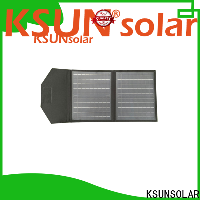 KSUNSOLAR high efficiency solar panels Supply for powered by