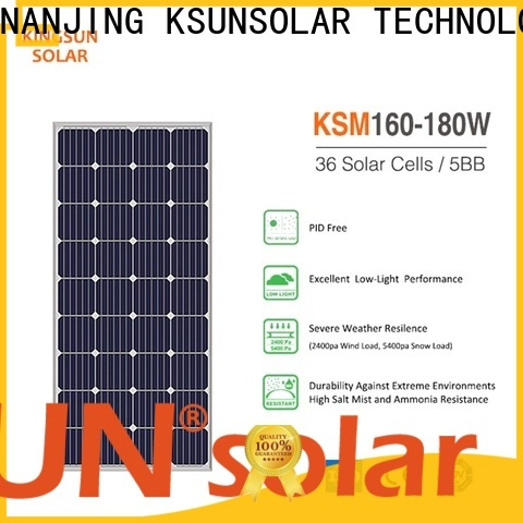 Best commercial solar panels Supply for powered by