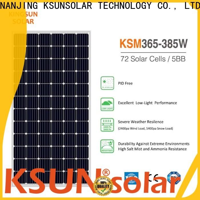 Best best monocrystalline solar panel brands Suppliers for Power generation
