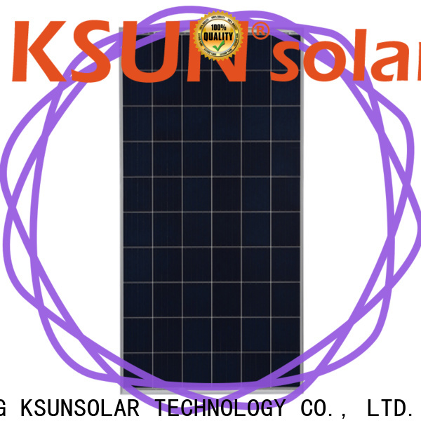 KSUNSOLAR Top residential solar power panels manufacturers For photovoltaic power generation