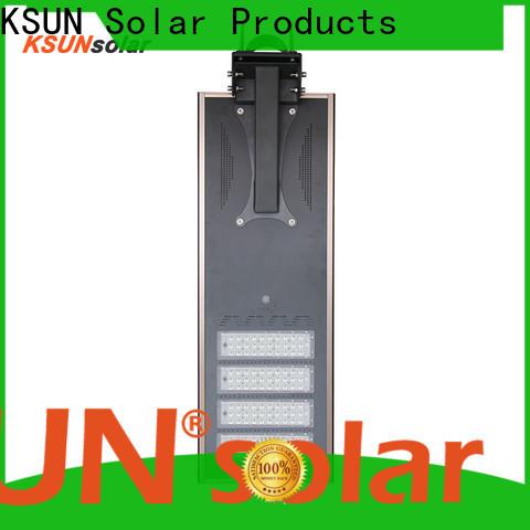 KSUNSOLAR New solar powered led lights outdoor for Environmental protection