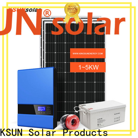 Wholesale best off grid solar power system factory for powered by