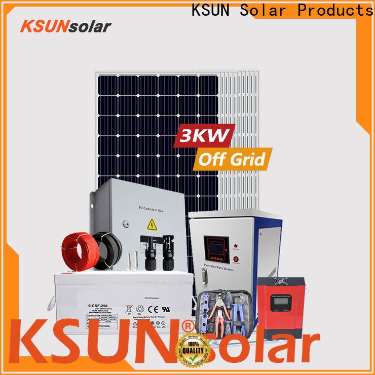 Top best off grid solar system Suppliers For photovoltaic power generation