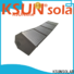 KSUNSOLAR High-quality portable foldable solar panels Suppliers for Environmental protection