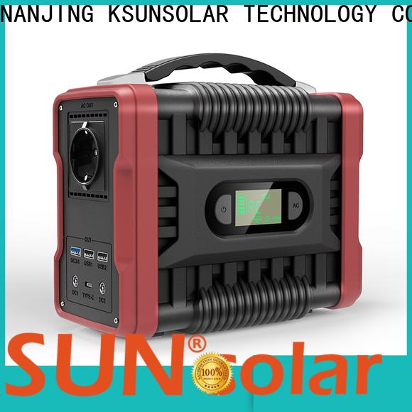 portable solar bank for Environmental protection