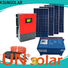 Custom off grid power systems for business for Power generation