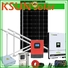 KSUNSOLAR grid-tied solar systems company for Energy saving