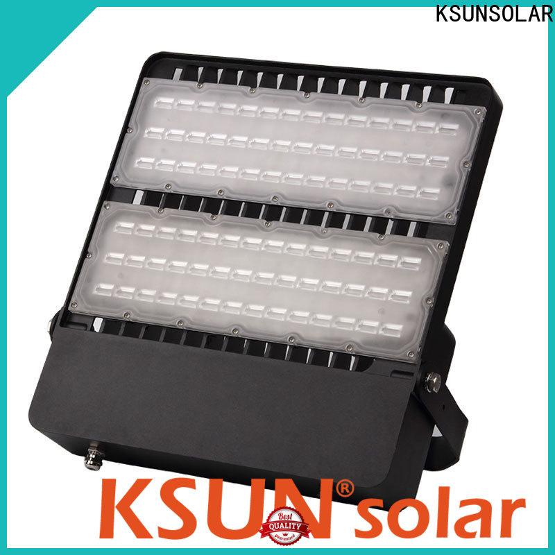 KSUNSOLAR super bright solar flood lights factory For photovoltaic power generation