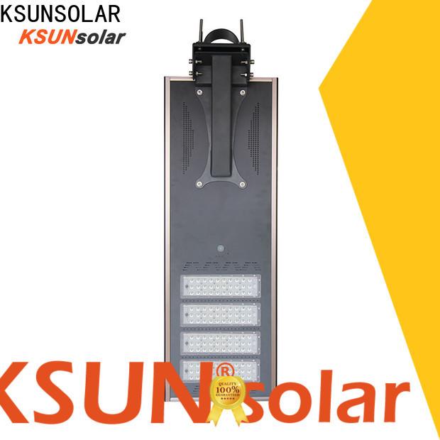 Custom solar powered led street lights company for Power generation