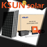KSUNSOLAR solar products for business for Power generation