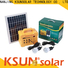 KSUNSOLAR New portable power supply generator manufacturers for Environmental protection