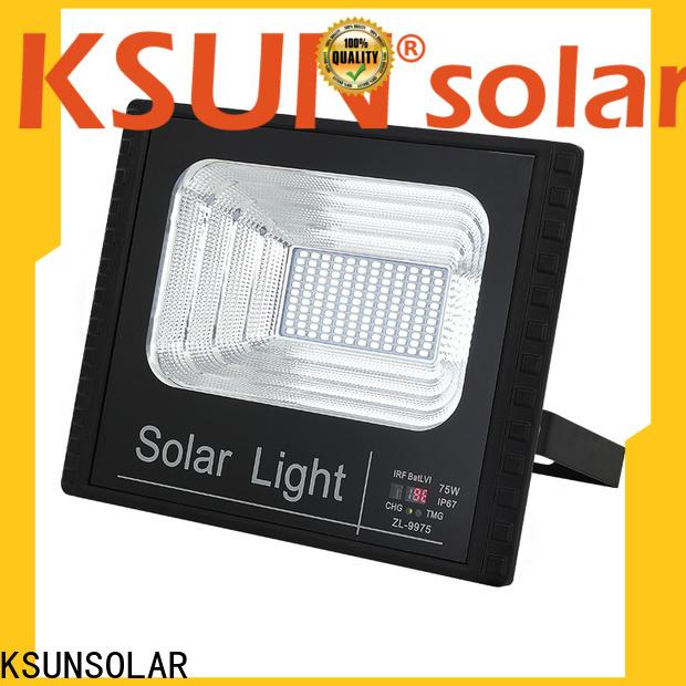 KSUNSOLAR LED solar power lights Suppliers for Energy saving