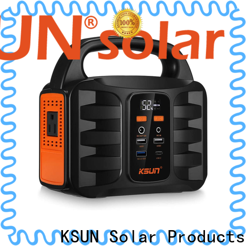 Latest rechargeable portable power supply manufacturers for Environmental protection